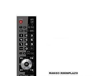528a684a28f11 Mando a Distancia para SAT DTT QVIART UNIC-HD  Amazon.es  Electrónica