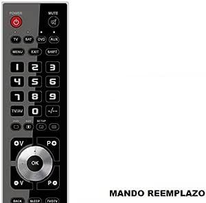 Mando TV BLU:SENS RC-022: Amazon.es: Electrónica