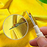 2PCS Seam Rippers, Sharp Sewing Seam Thread Remover Stitch Unpicker with Ergonomic Handles for Needle Work Patterns and Sewing Clothes