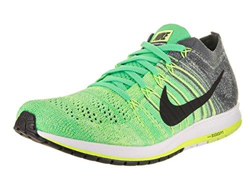 Streak Green Dark Grey nbsp;electro nbsp;� black Flyknit Nike WHqP7q