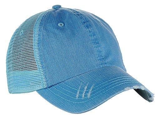 MG Low Profile Special Cotton Mesh Cap-Aqua