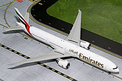 Gemini200 Emirates 777-300ER Airplane Model (1:200 Scale)