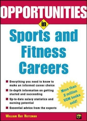Opportunities in Sports and Fitness Careers
