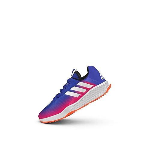 adidas Rapidaturf Messi K, Zapatillas Unisex Niños, (Azul/ftwbla/Narsol), 35.5 EU: Amazon.es: Zapatos y complementos