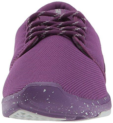 Etnies Scout Purple Orange Damen Black Light Purple 500 W's Grey Sneaker wSnxSrz65q