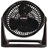 Optimus F-7071 8-Inch Turbo High-Performance 3-Speed Air Circulator