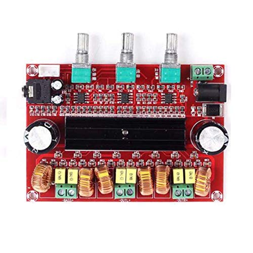 Shengerm TPA3116D2 2.1 Digital Audio Amplifier Board 280W+100W Subwoofer 2.1 amplificador DC24V XH-M139 D3-005