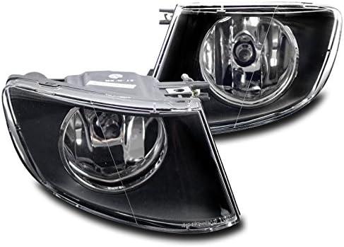 For BMW 3 Series E90 55w Super White Xenon High//Low//Fog//Side Headlight Bulbs Set