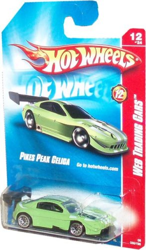 Mattel Hot Wheels 2007 Web Trading Cars Series 1:64 Scale Die Cast Metal Car