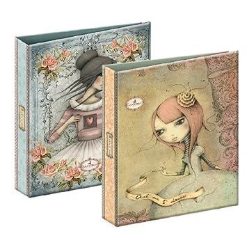 Carpeta 4 Anillas Folio Senfort, Mirabelle: Amazon.es: Oficina y papelería