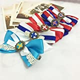 Dreamcosplay APH Axis Powers Hetalia Nordic Logo 5PCS Hairpin Barrette
