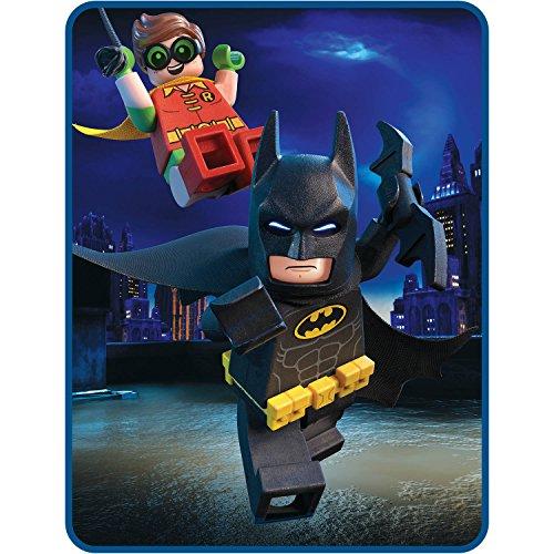 (LEGO Batman Movie Kids Plush Throw)