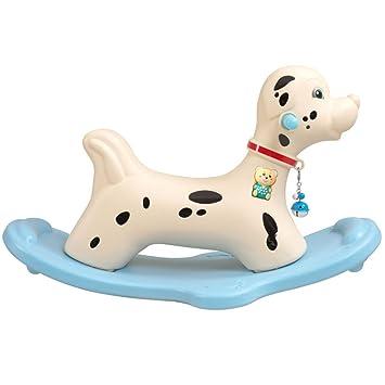 Wondrous Child Rocking Horse Dog Rocker Plastic Toy Music Toddler Squirreltailoven Fun Painted Chair Ideas Images Squirreltailovenorg