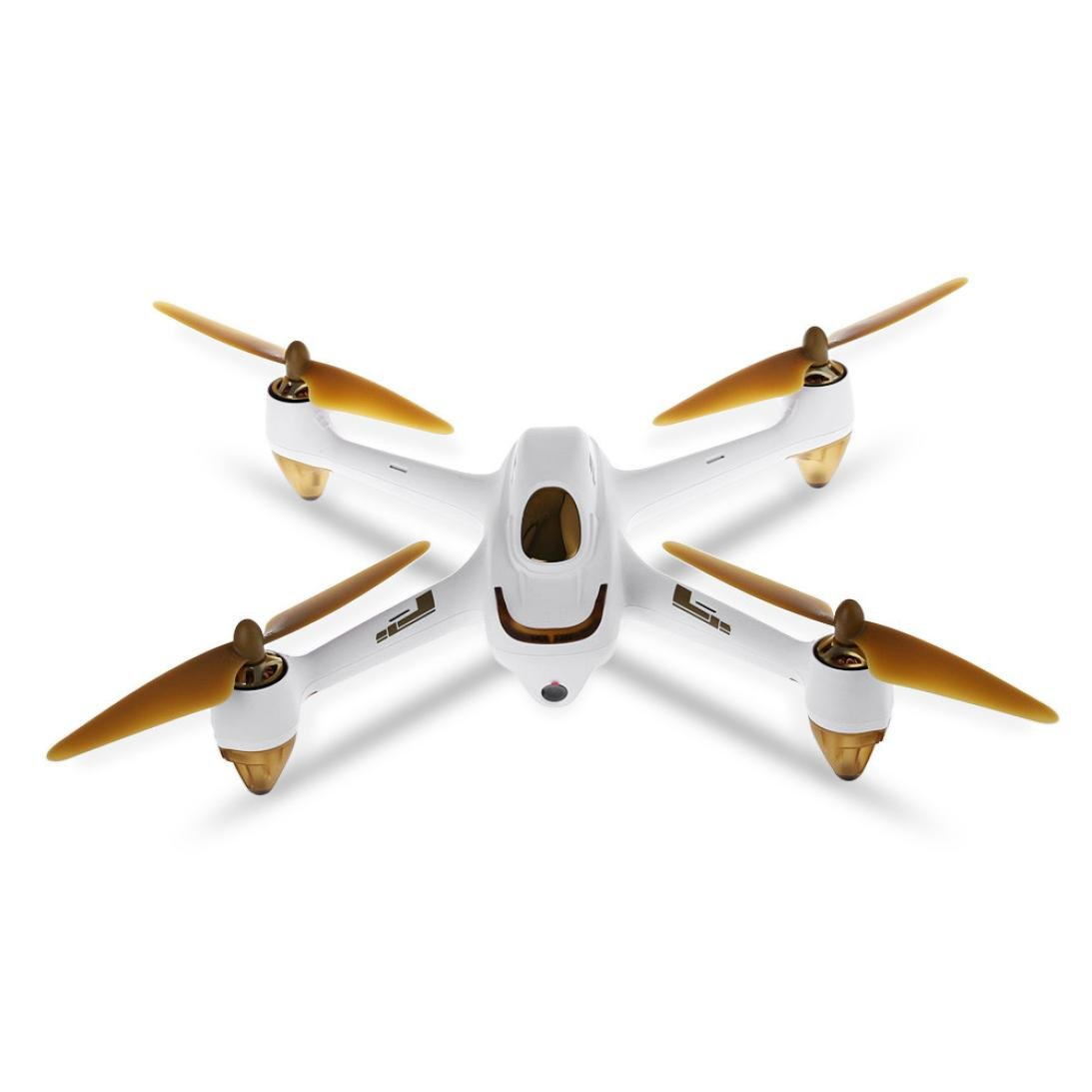 Dreamyth Hubsan H501S X4 5.8G FPV Brushless With 1080P HD Camera GPS RC Quadcopter RTF Practical (White)