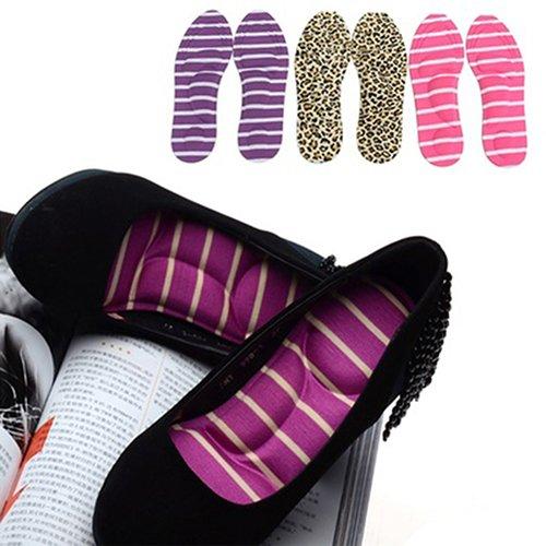 Gilroy Massage Random Foot Insoles Custom Unisex Care Trainer 1 Foam Color Shoe Pair qrn6fXUq1x