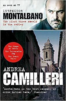 Book Inspector Montalbano: The first three novels in the series by Andrea Camilleri (2013-08-01)