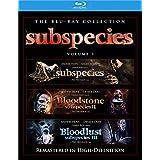 Subspecies 1-3 Blu-ray Slimline Set