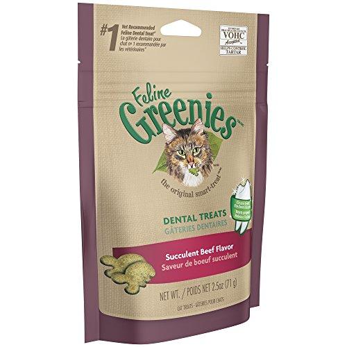 Greenies FELINE Dental Treats Succulent