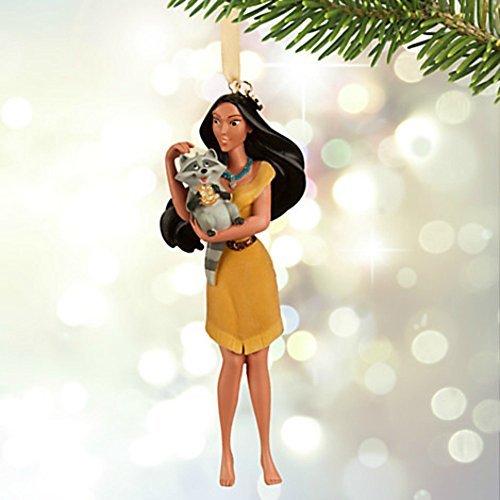 Disney Pocahontas & Meeko Sketchbook Christmas Ornament