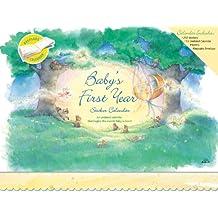 Baby's First Year 2010 Sticker Calendar