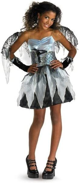 Mystical Rainbow Fairy Girl/'s Teen Costume Medium 10-12