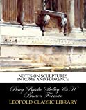 img - for Notes on sculptures in Rome and Florence book / textbook / text book