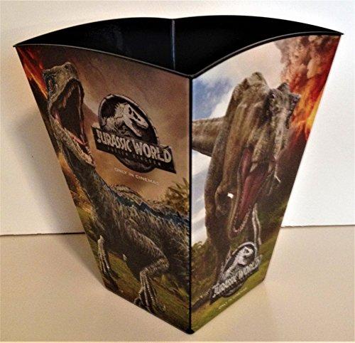 Jurassic World: Fallen Kingdom Movie Theater Exclusive 170 oz Popcorn Tub