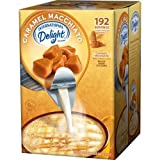 International Delight Non-Dairy Coffee Creamer Caramel Macchiato, 192 count (2 Pack)