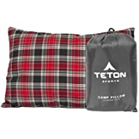 TETON Sports Camp Pillow Perfect for Camping and Travel;...