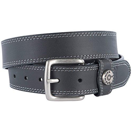 Browning Men's Leather Slug Belt | Black | 30