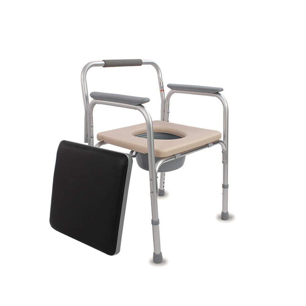 Non-Slip Shower Stool,Elderly Toilet Stool,Pregnant Woman Bath Chair,Bearing Weight 100kg,Fixed Handrail