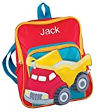Childrens Personalized Truck Backpack
