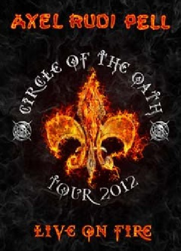 : Live on Fire (Circle of the Oath Tour 2012) [2 DVDs] [Limited Edition] (DVD)