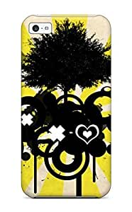 Cute Appearance Cover/tpu PSAhaoL1371NsraX Vector By Temeyaro Case For Iphone 5c