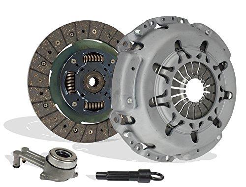 Ford Sohc Motor (Clutch Kit Hd For Ford Focus Lx Se 2.0L 4Cyl Only Sohc Motor)