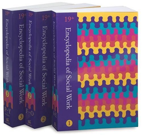 Encyclopedia of Social Work, 19th Edition (3 Volume Set)