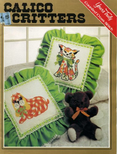Calico Critters (Cross Stitch) (Gold Series, #6105)