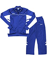 Men's Cabrillo Pants and Jacket Athletic Tracksuit Set