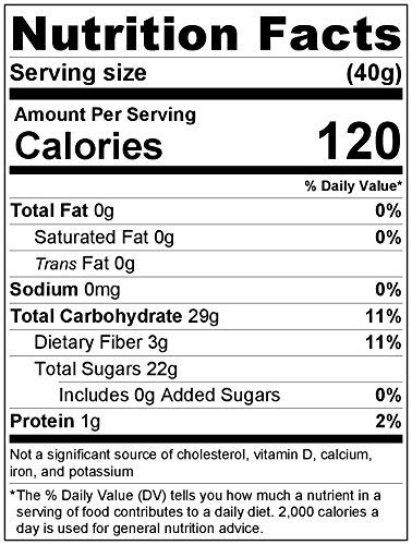 Anna and Sarah Pitted California Dates in Resealable Bag, 1 Lb by Anna and Sarah (Image #5)