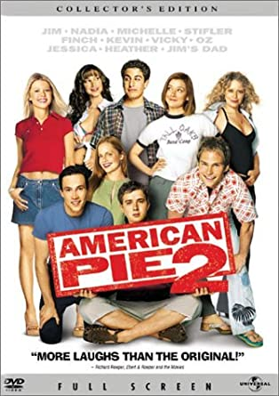 Amazon Com American Pie 2 Full Screen Collector S Edition Movies