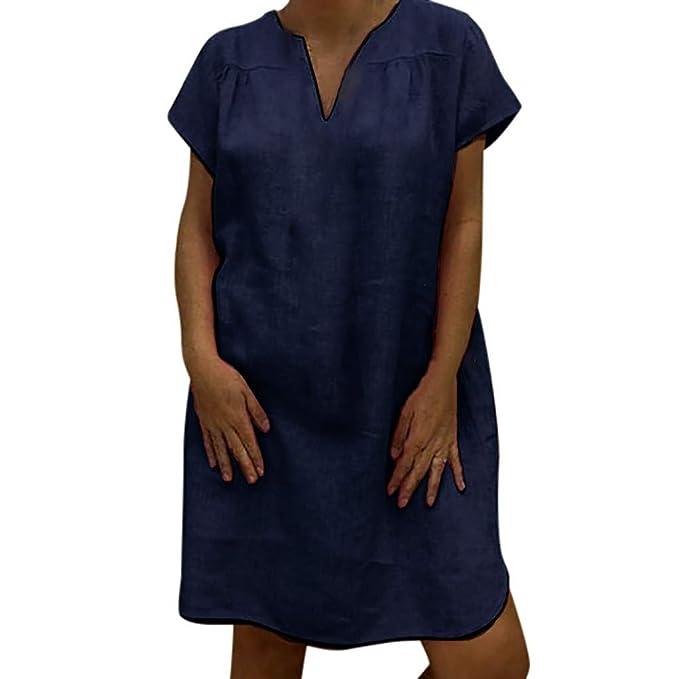 Vpass Vestidos Vestidos Para Mujer Vestido Verano Color