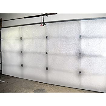 Garage Door Insulation Kit Insulate Up To A 18x8 Ft