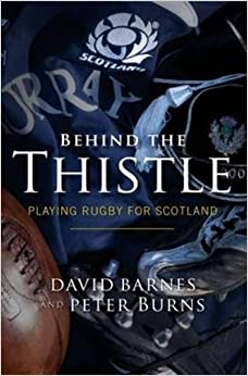 Behind the Thistle (Behind the Jersey Series)