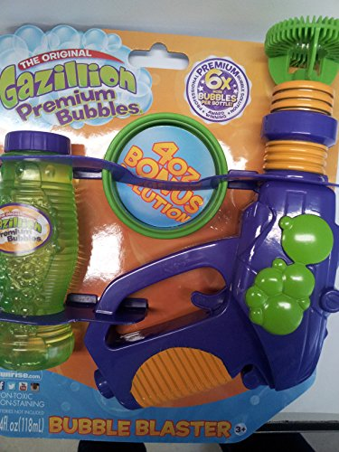Gazillion Bubbles Bubble Blaster by Gazillion Bubbles ...