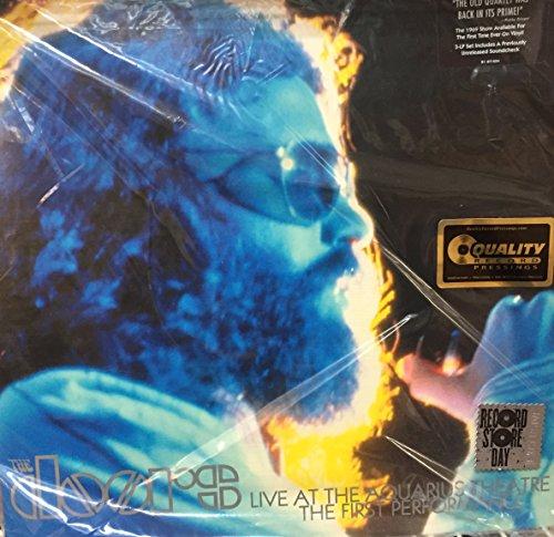 The Doors - Live At The Aquarius Theatre - 3 x LP RSD 2016 (Best Treatment For Rsd)