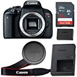 Canon EOS Rebel T7i 24.2 MP CMOS Digital SLR Camera with 3.0-Inch LCD (Body Only) - Wi-Fi Enabled (Certified Refurbished)
