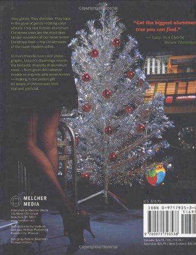 seasons gleamings the art of the aluminum christmas tree j lindemann j shimon 9780971793538 amazoncom books - Aluminium Christmas Tree