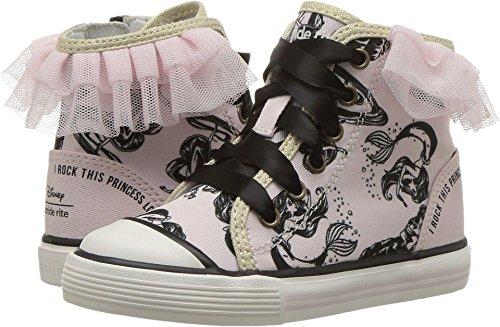 Stride Rite Girls' Disney Princess Power Sneaker, Pink, 1.5 M US Little Kid -