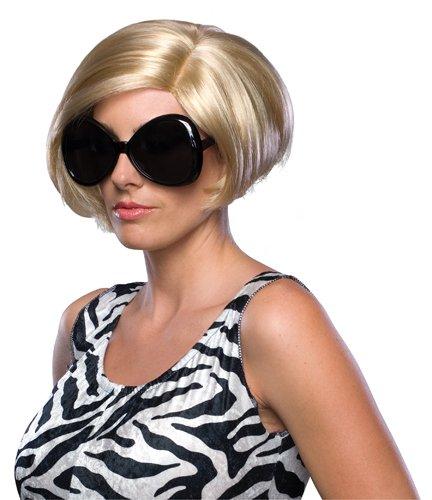 Victoria Beckham Blonde Short Wig for Halloween - Beckham Victoria Cut