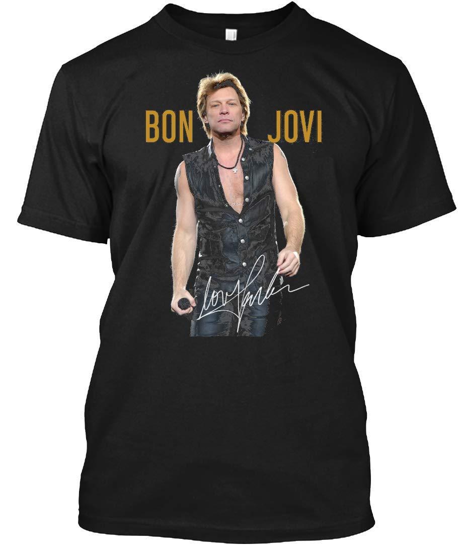 Bon Jovi Tour 2019 Cancan 8 Shirts